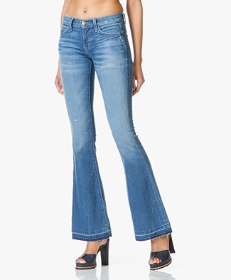 Current/Elliott The Low Bell Jeans - Island Hopper