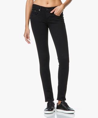 Rag & Bone / Jean Classic Skinny Jeans - Black