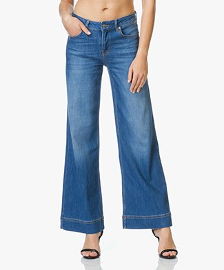 Zadig et Voltaire Plume Flared Jeans