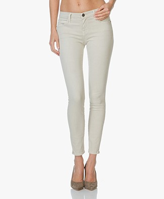 Current/Elliott The Stiletto Slim-fit Jeans