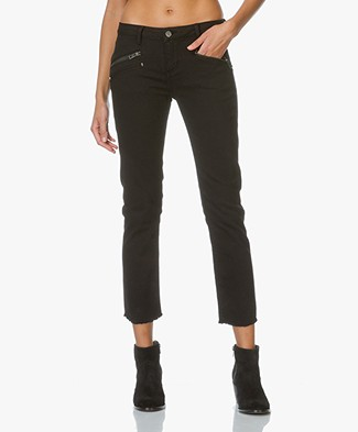 Zadig et Voltaire Straigh Jeans Ava met Rits