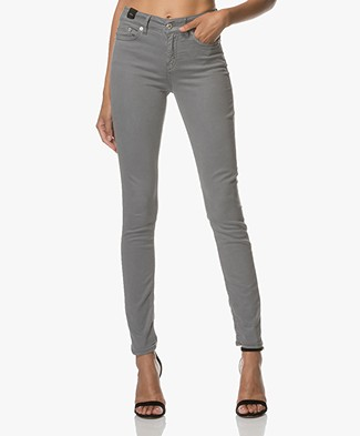 Drykorn Pull Skinny Jeans - Light Grey