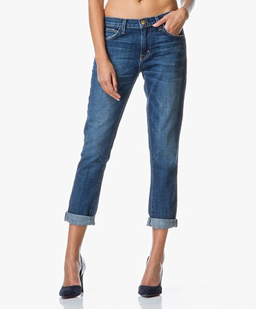 Current/Elliott - Current/Elliott The Fling Relaxed Fit Jeans - Loved