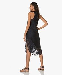 Rag & Bone Stella Lace Racerback Dress - Salute