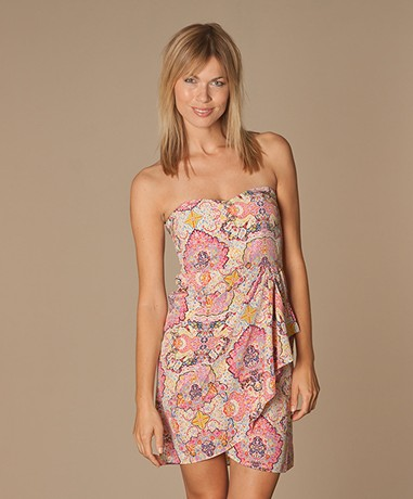 Paul & Joe Sister Clarisse Dress - Rose