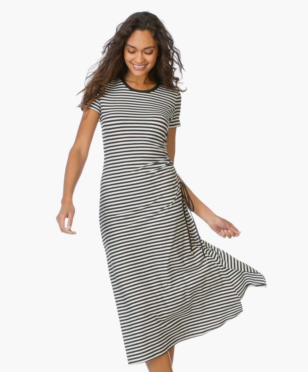 cff2aa3d Shop the look - Sporty-chic striped | Perfectly Basics