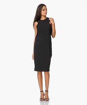 By Malene Birger Hallon Crepe Dress