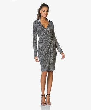 Diane von Furstenberg Jelsa Faux Wrap Dress