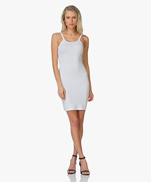 T by Alexander Wang Tank Dress - White