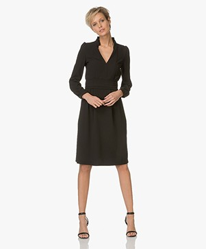 Ba&sh Maia Long Sleeve Dress