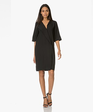 By Malene Birger Hobbis Tunic Dress - Black