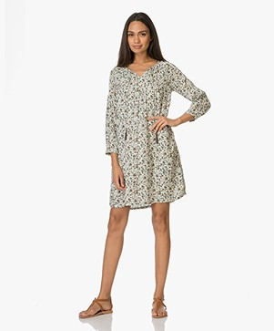Indi & Cold A-line Print Dress