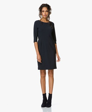 Josephine & Co Rory Navy Jurk