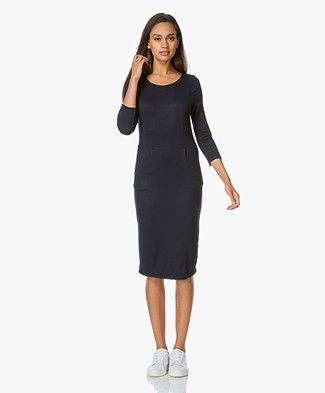 Josephine & Co Jort Jersey Dress - Navy