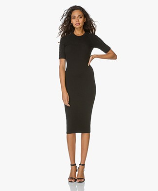 Alexander Wang Crew Neck Tee Dress