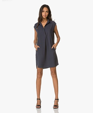 Repeat A-line Tunic Dress