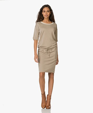 Josephine & Co Edith Sweater Dress - Beige
