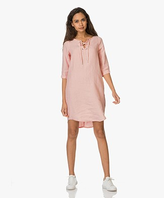 Josephine & Co Ella Cotton Dress - Pink