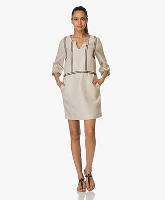 MKT Studio Roma Dress - Beige