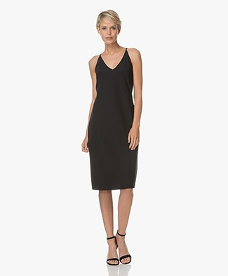 JapanTKY Taya Sleeveless Dress - Black