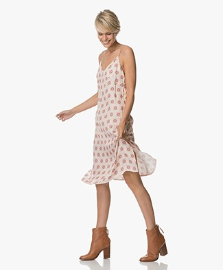 Sincerely Jules Nala Slip Dress - Light Pink