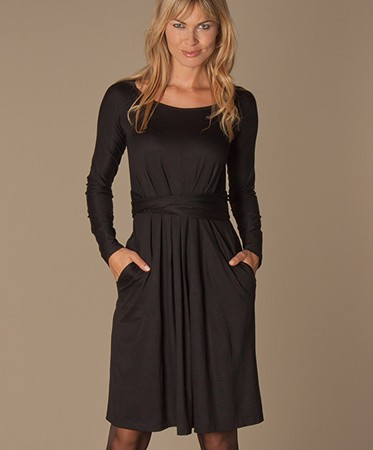 DKNY | Donna Karan New York - DKNY Little Black Dress - Zwart