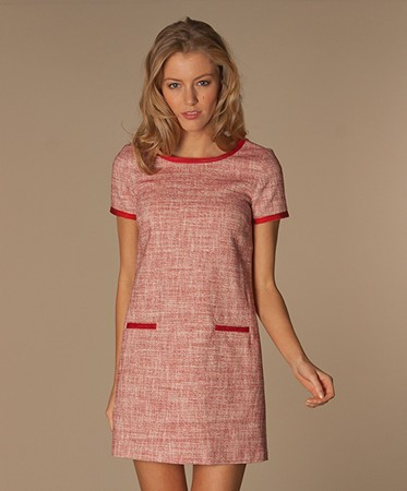 Paul & Joe Sister - Paul & Joe Sister Tartine Dress - Rood