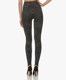 SPANX® Look At Me Now Leggings - Black Camo