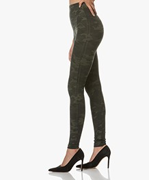 SPANX® Look At Me Now Leggings - Camouflage