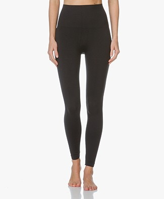 SPANX® Look At Me Now Seamless Leggings - Zwart