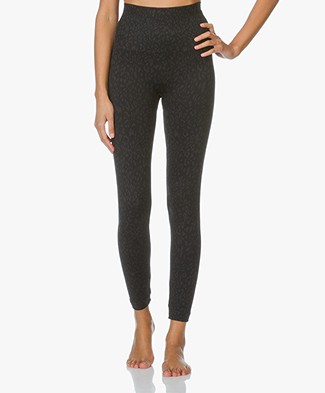 SPANX® Look At Me Now Seamless Leggings - Grijs/Zwart
