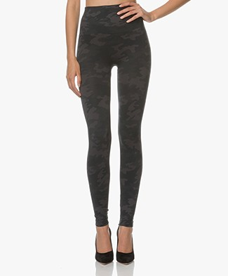 SPANX® Look At Me Now Leggings - Black Camo