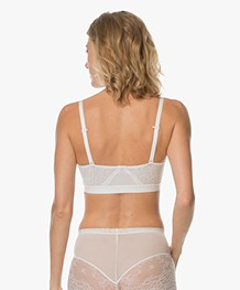 SPANX® Spotlight on Lace Bralette - Clean White