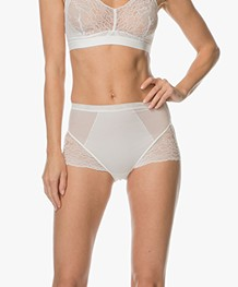 SPANX® Spotlight on Lace Slip - Clean White