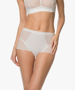 SPANX® Spotlight on Lace Slip - Clean White