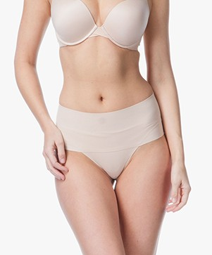 SPANX® Undie-tectable Thong - Soft Nude