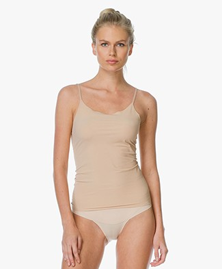 Calvin Klein Naked Touch Camisole - Light Caramel