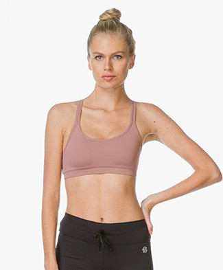 Filippa K Cross-back Bra Top