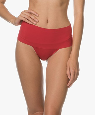 SPANX® Undie-Tectable Thong - Red