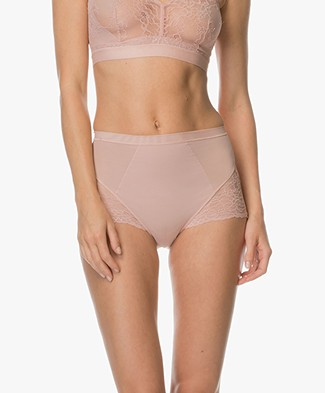 SPANX® Spotlight on Lace Brief - Vintage Rose