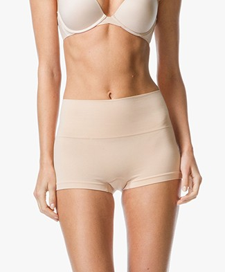 SPANX® Everyday Shaping Panties Boyshort - Soft Nude
