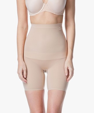 SPANX® Shape My Day High-Waisted Short - Natural