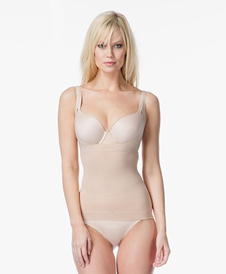 SPANX® Shape My Day Open-Bust Cami - Natural