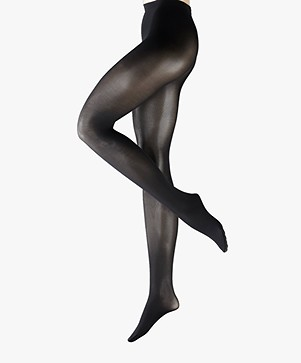 FALKE Pure Matt 50 Tights - Black