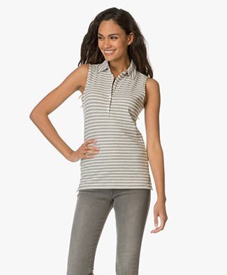 Josephine & Co Sleeveless Polo Eldin