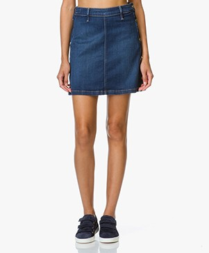 Frame Antibes Denim Mini-rok - Lucia