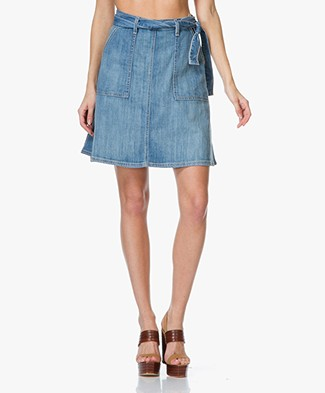 Current/Elliott The Wrap Denim Rok