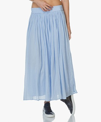 Josephine & Co Pleated Maxi Skirt Erica - Sky Blue