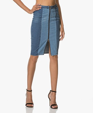 By Malene Birger Atep Denim Rok - Seaway