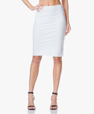 Velvet Sintia Jersey Pencil Skirt